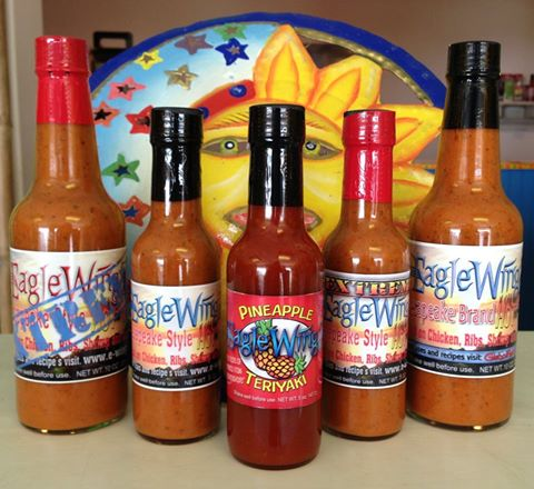 EagleWingz Wholesale Hot Sauce