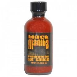 Black Mamba Venomous Hot Sauces