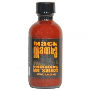 Black Mamba Venomous Hot Sauces