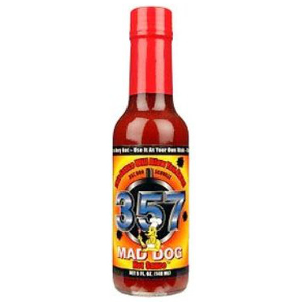 Mad Dog  Hot Sauce Is It Hot