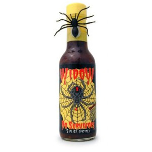 Widow, No Survivors Hot Sauce